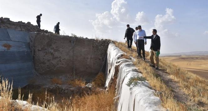 4 bin yıllık tarihi geçmişi olan Büklükale'de inceleme