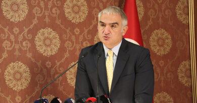 Bakan Ersoy 'Ankara'nın Başkent Oluşunun 97. Yıl Dönümü' etkinliğine katıldı