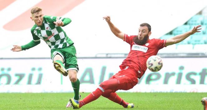 Bursaspor en son 19 yıl önce Boluspor'a kaybetti