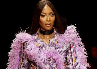 Naomi Campbell kozmetik markasının yüzü olacak
