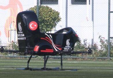 """Yerli ve milli uçan araba """"Tusi"""" test sürüşlerine başladı"""